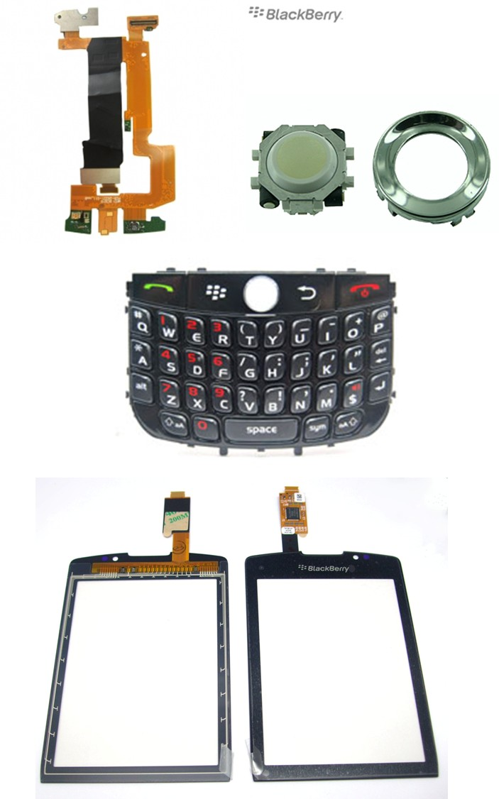Blackberry Parts