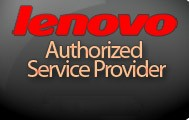 Lenovo Authorized Logo
