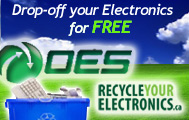 OES Recyling Electronics
