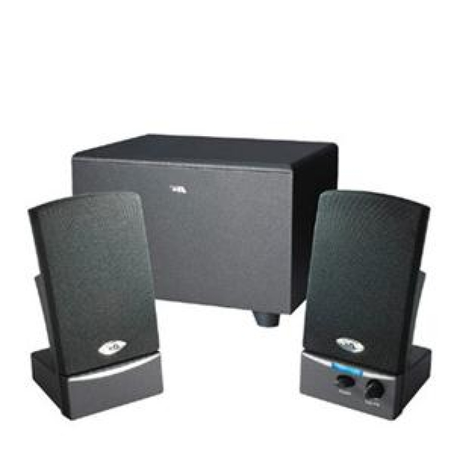 CA-3001RB Cyber Acoustics 2.1 Powered Speaker System